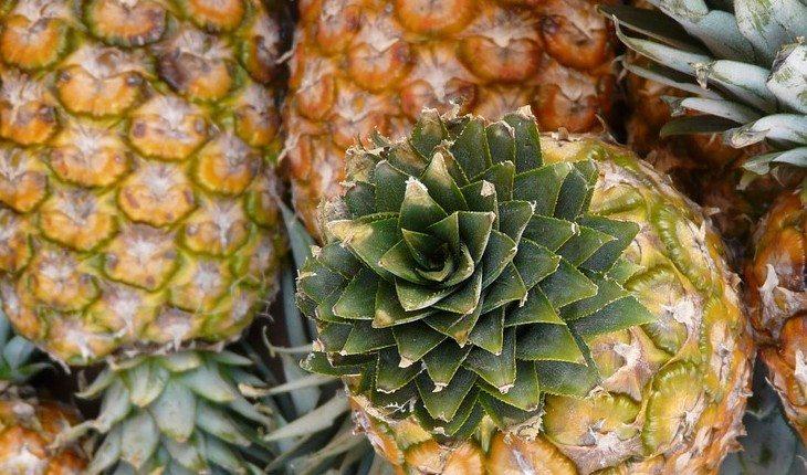 abacaxi Fortalece o sistema imunológico