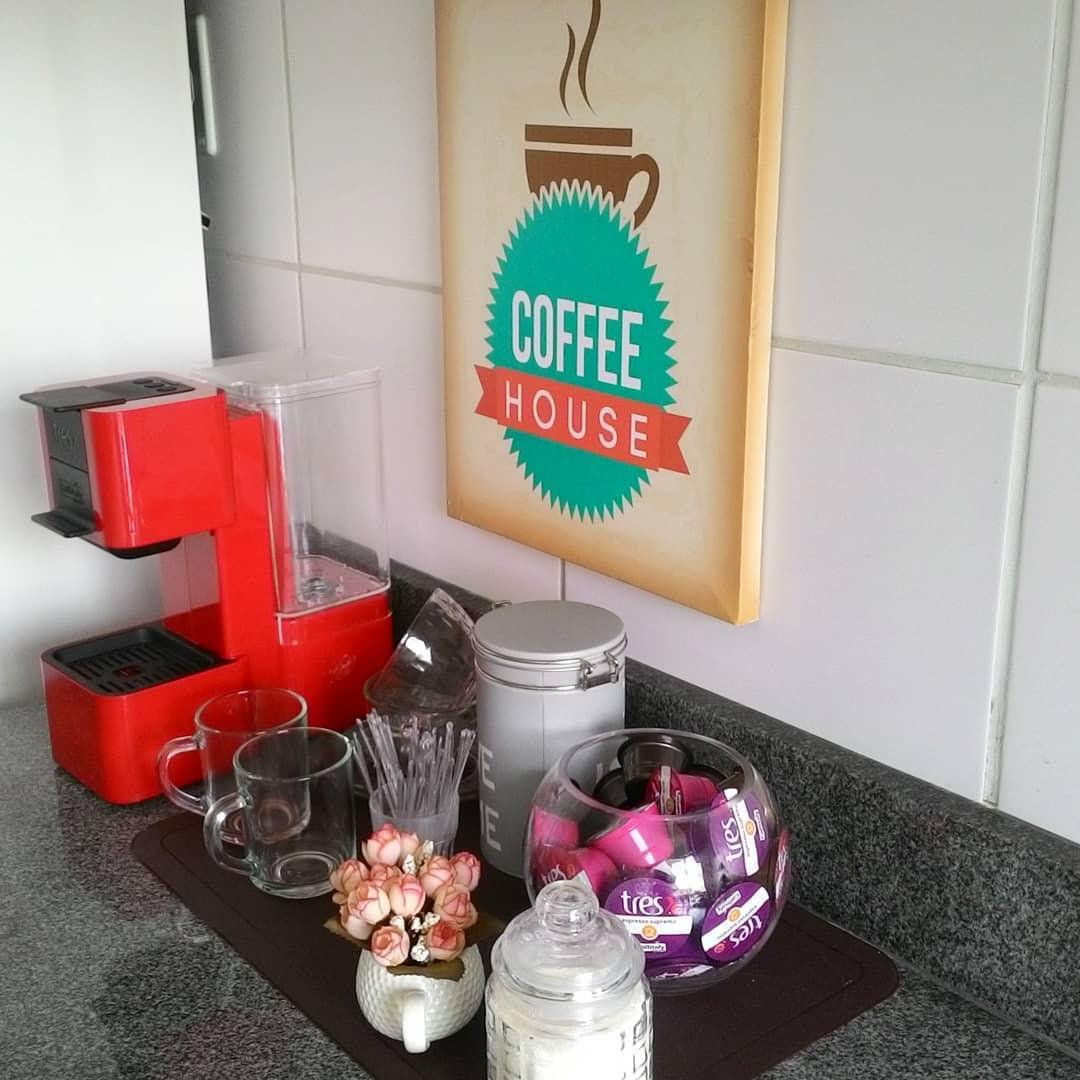 cantinho do café fácil decoração