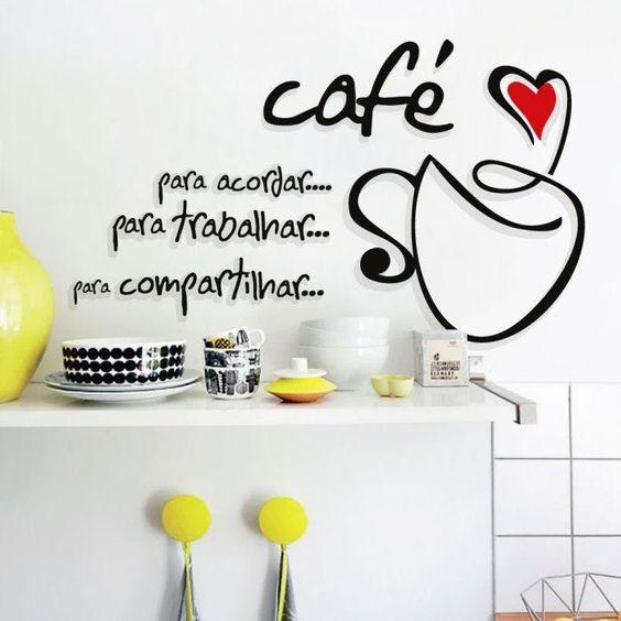 cantinho do café Mensagem de esperança