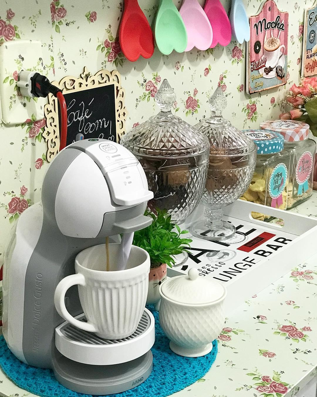 cantinho do café moderno