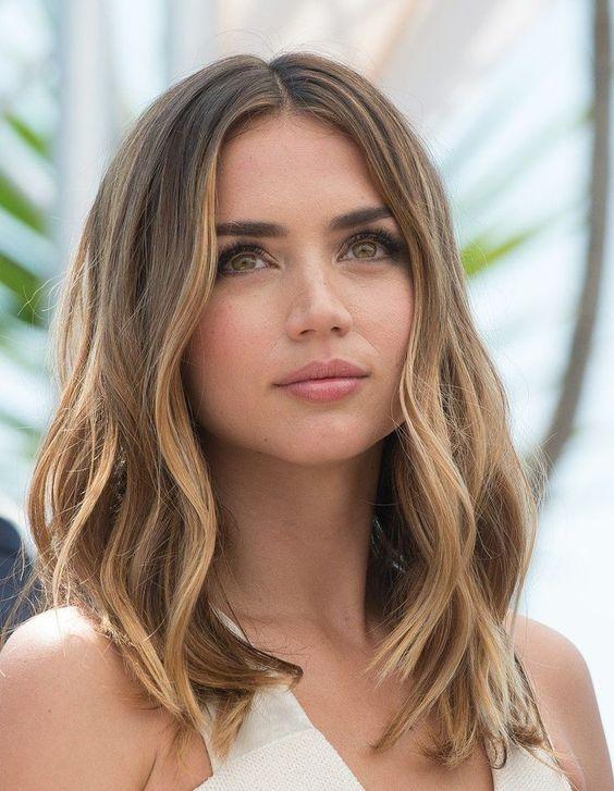 cortes de cabelo primavera 2019 com luzes