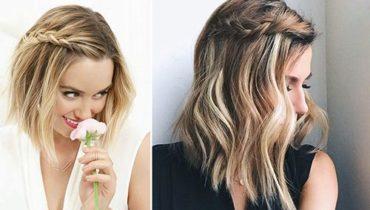 Penteados para Formatura 2019
