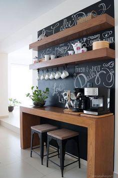 Variedade de cafés