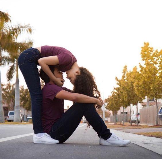 fotos tumblr casal criativas