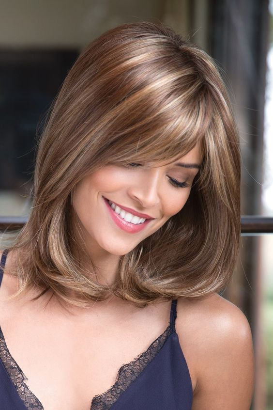 Modelos de Penteados para festa 2019 cabelos médios