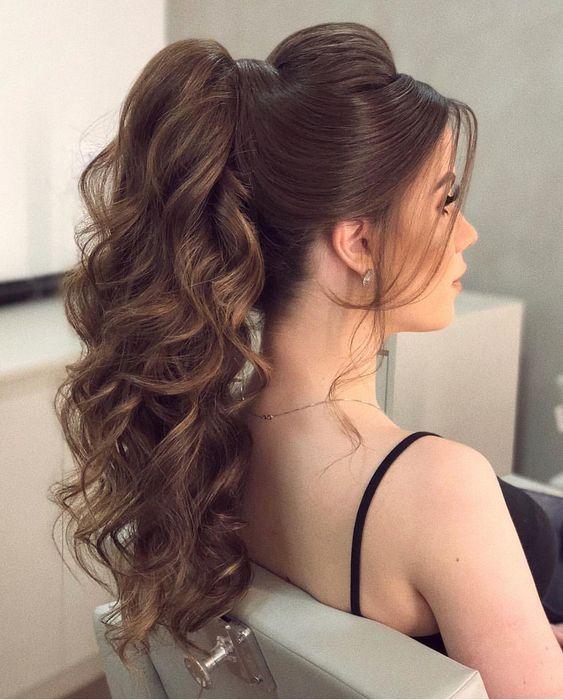 Penteados para Festa 2019 perfeitos