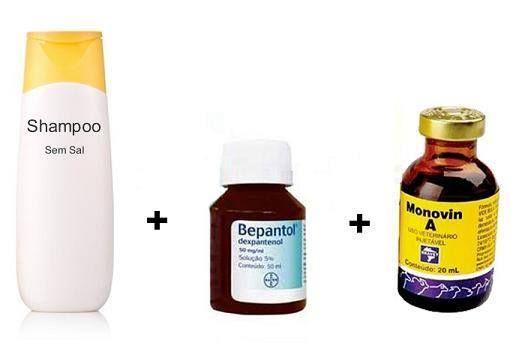 O que é Shampoo Bomba