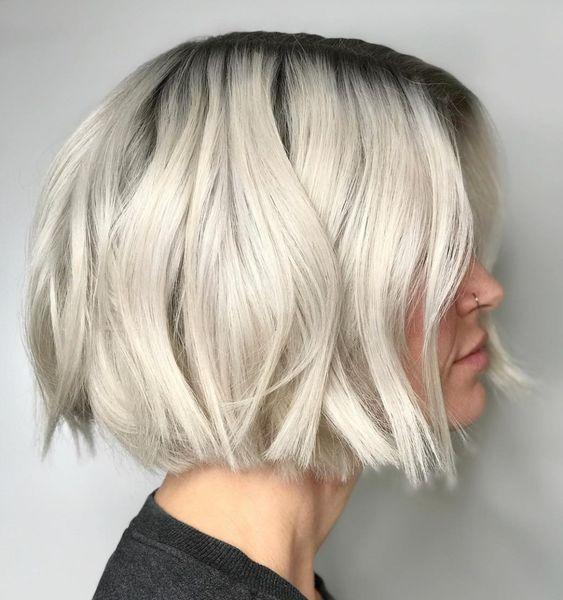 cabelos curto loiros