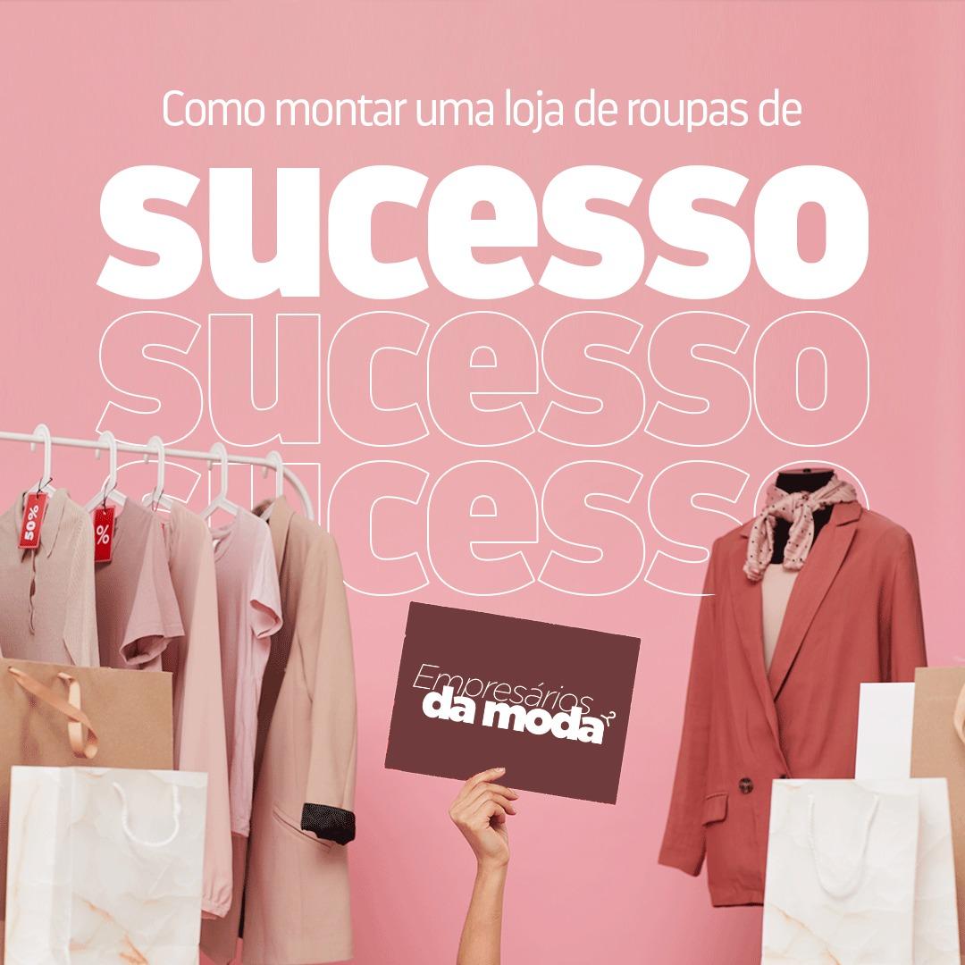empresários da moda