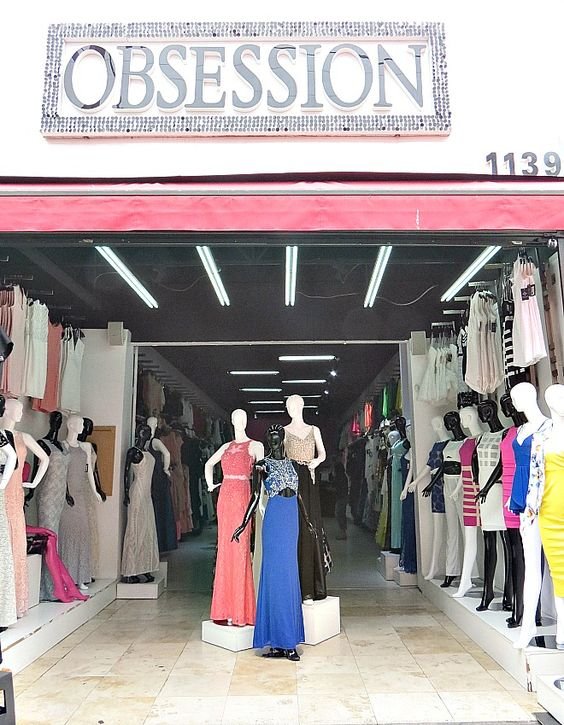 Nomes para lojas de roupas femininas