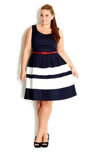 Vestido Plus size 2020 clean