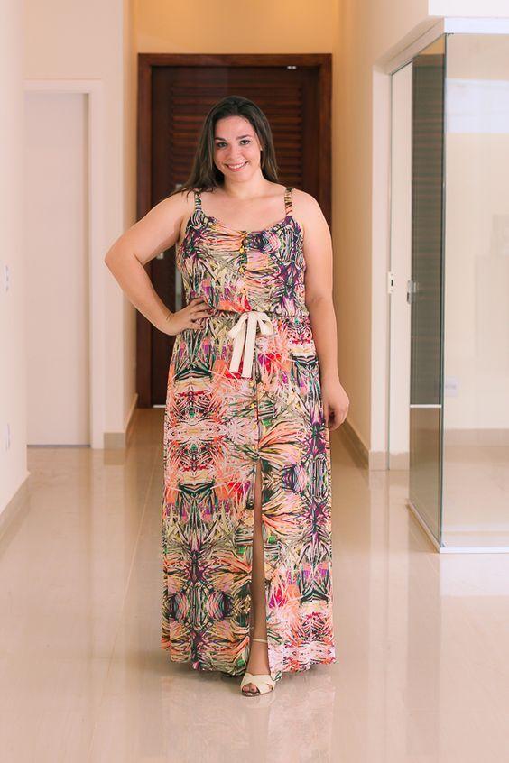 Vestido Plus size 2020