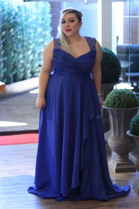 Vestidos Plus size 2020 para Casamentos